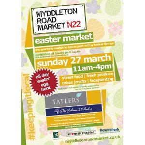 Myddleton Road Easter Market
