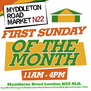 Drink Portuguese Wine at the Myddleton Road Street Market