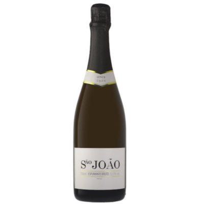 Sparking wine from Caves São João