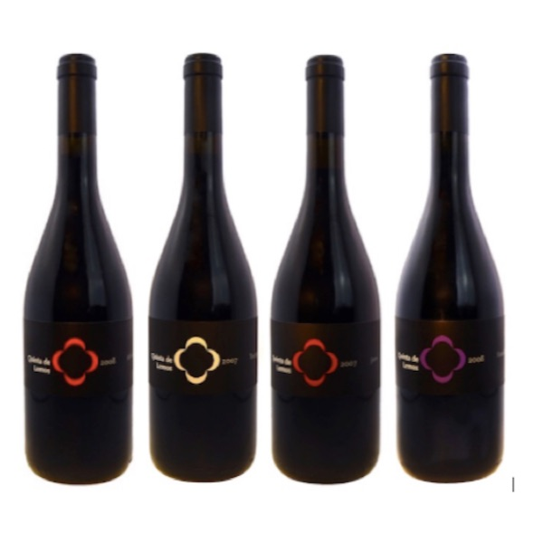 Single Variety wines from the Quinta de Lemos