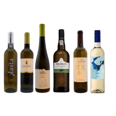 Case of 6 white wines from Portugal